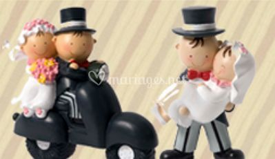 Cardeux e figurines