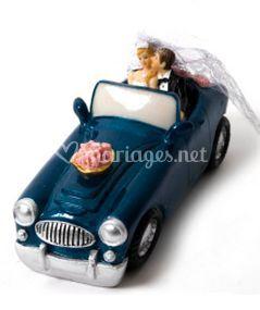La figure de couple dans la voiture