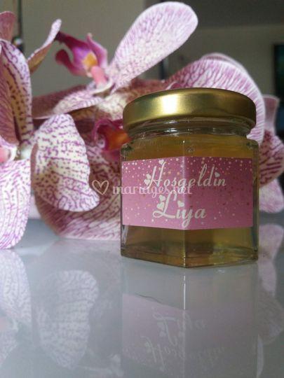 Le petit pot de miel