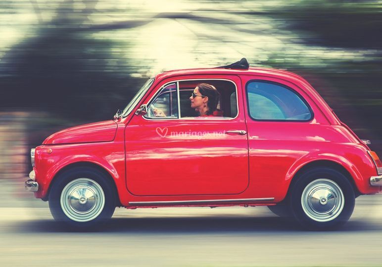 Dolce Vita Fiat 500