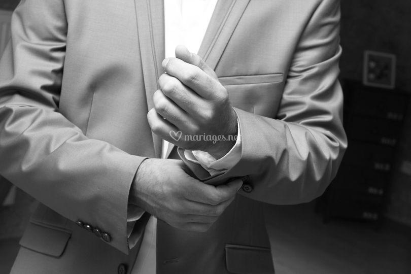 Préparation marié