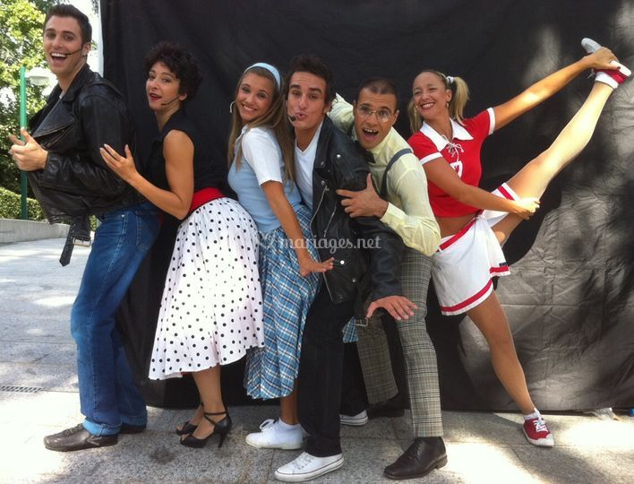 Grease (Comédie Musicale)