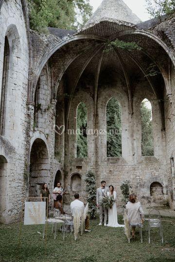 Photo : vogue wedding