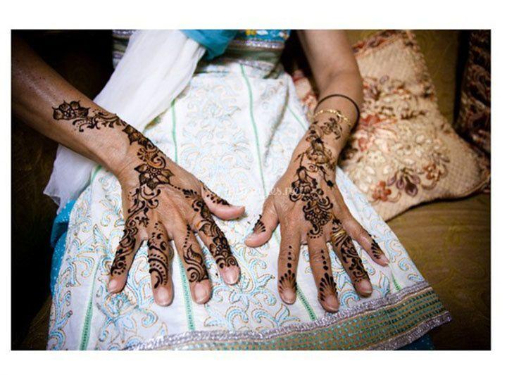 Tatouage Au Henne Naturel De Mon Tatouage Au Henne Photo 10