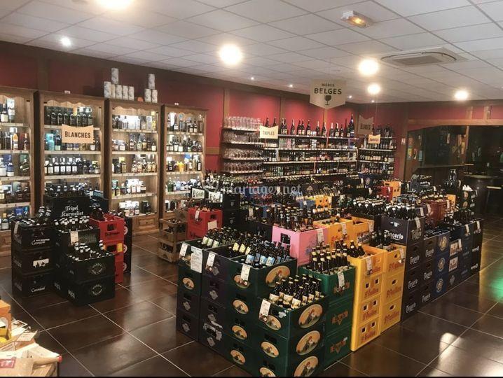 Plus de 350 bières à découvrir