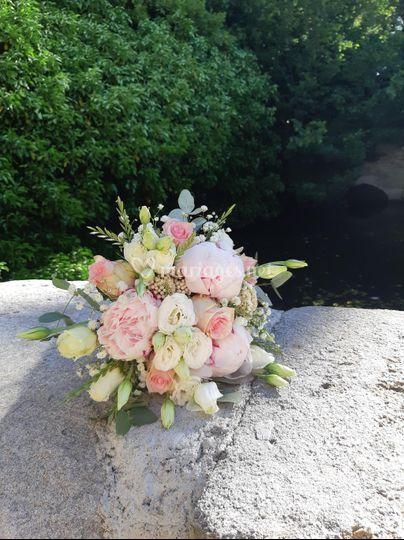 Jolie bouquet champêtre