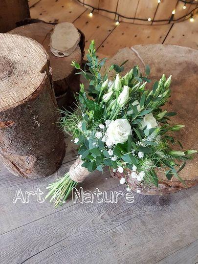Bouquet nature et champetre
