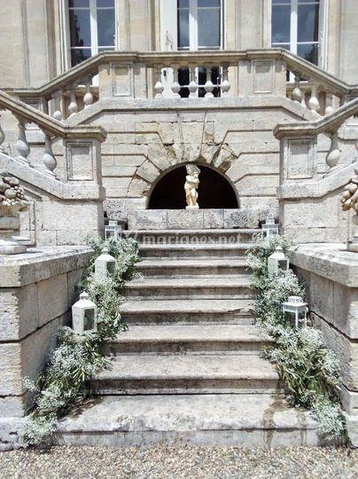 Descente d escalier