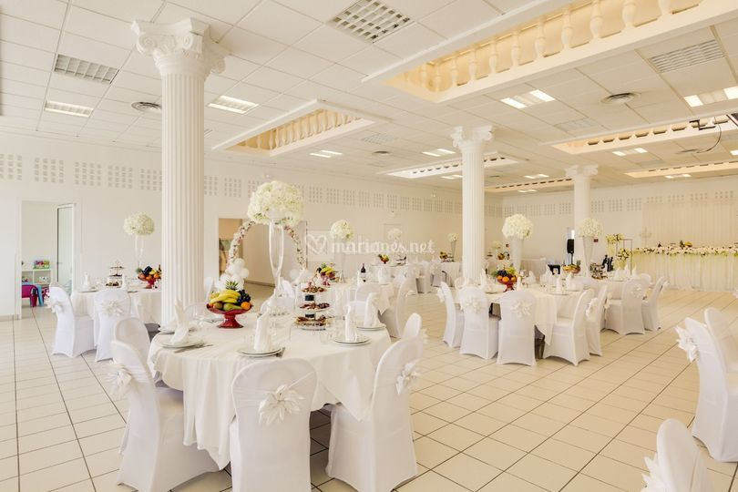 Grande salle 250 pers