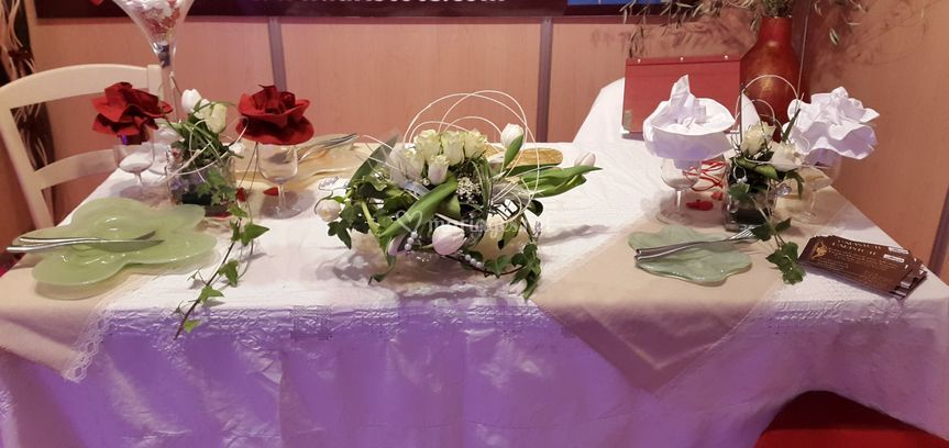 Stand salon du mariage Palais