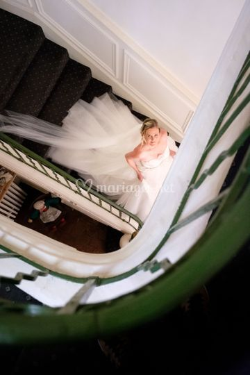 Photo mariée