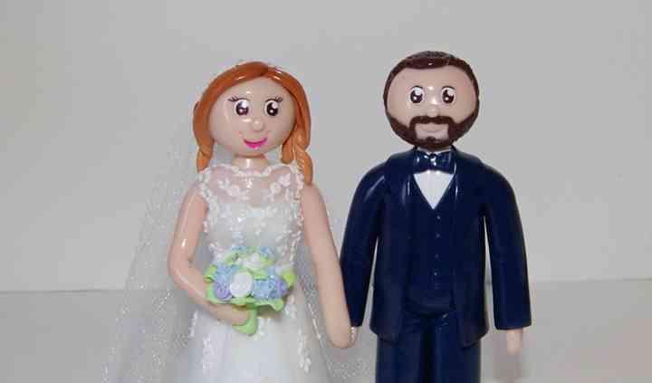 Figurines mariage sur mesure