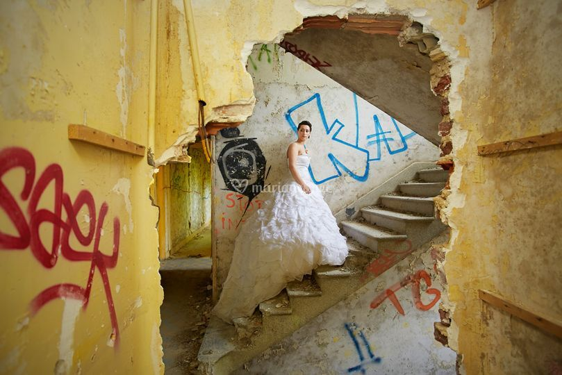 J'ai cassé des murs pour toi