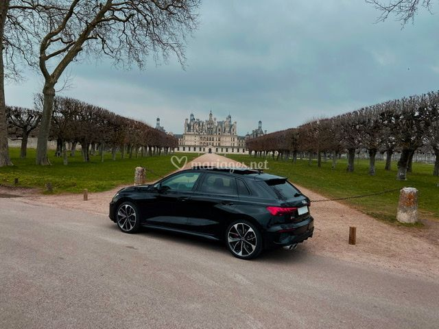 Audi S3 2021 Toutes options