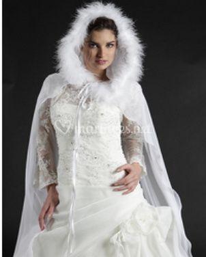 Robe avec capuche