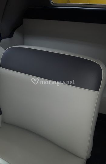 Interieur traction