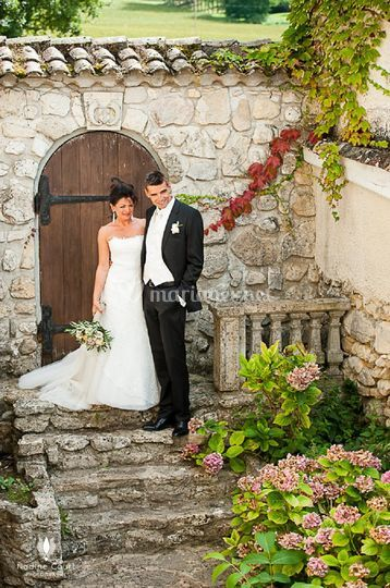 La bastide de Jaillans mariés