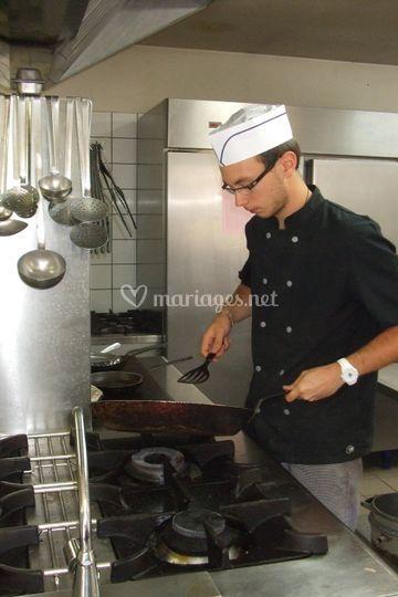 Chef Clément