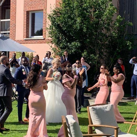 Mariage franco ivoirien
