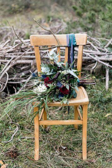 Bouquet à thème