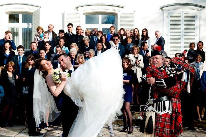Mariage et Cornemuse