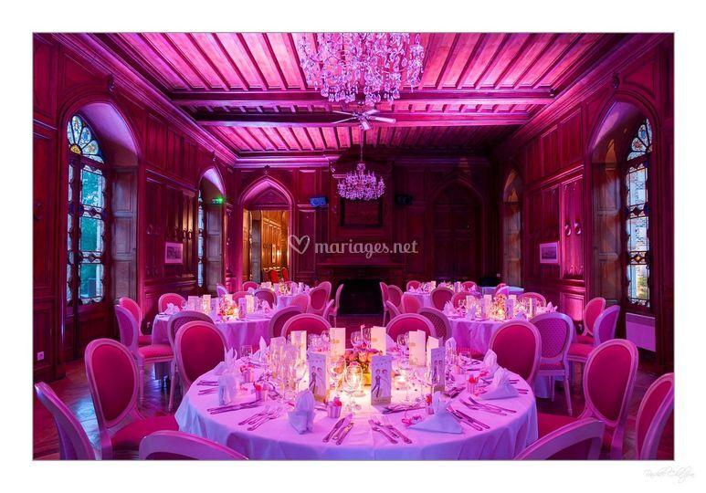 Salle du dîner Maulmont