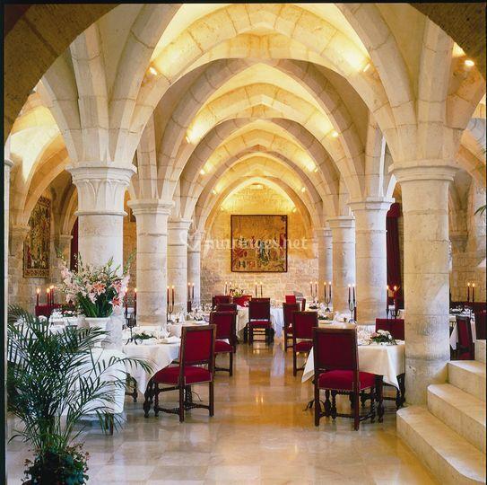Restaurant 'Le Clos Prieur'