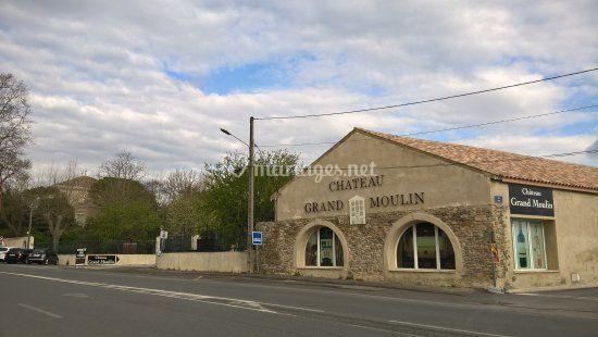 Château du Grand Moulin