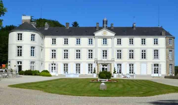 Château de Beauregard façade