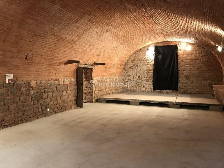 Salle Voutée 1