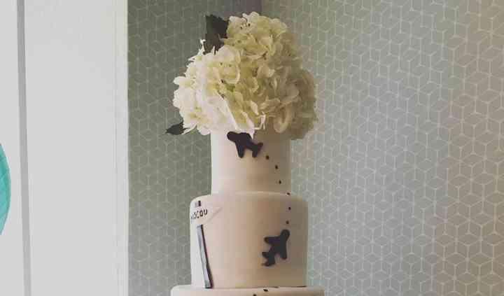Wedding cake voyage