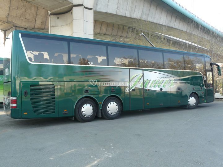 Autocars James - bus tourisme
