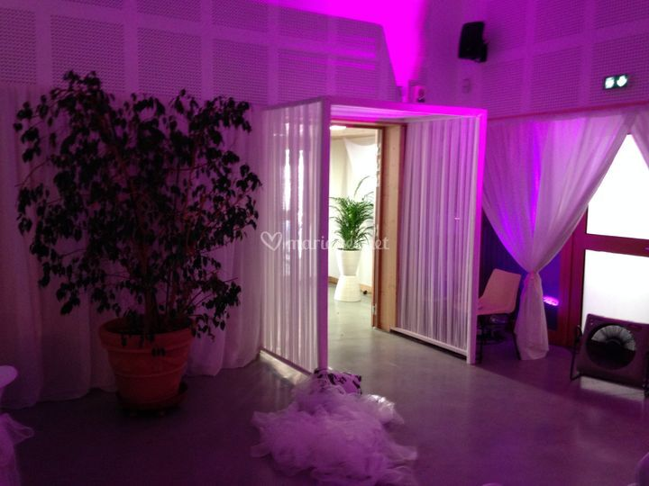 arche entree de deco pro event photo 11. Black Bedroom Furniture Sets. Home Design Ideas