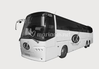 Vue générale bus