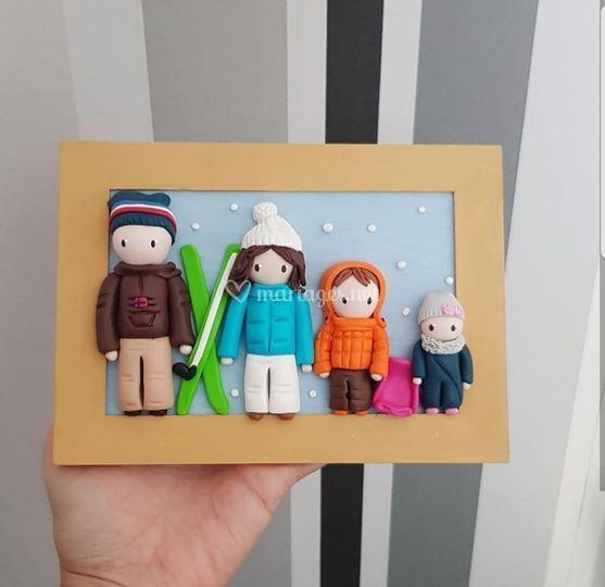 Les Fimos de Maïa - figurines personnalisées