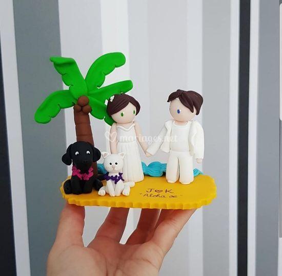 Mariage Polynésien