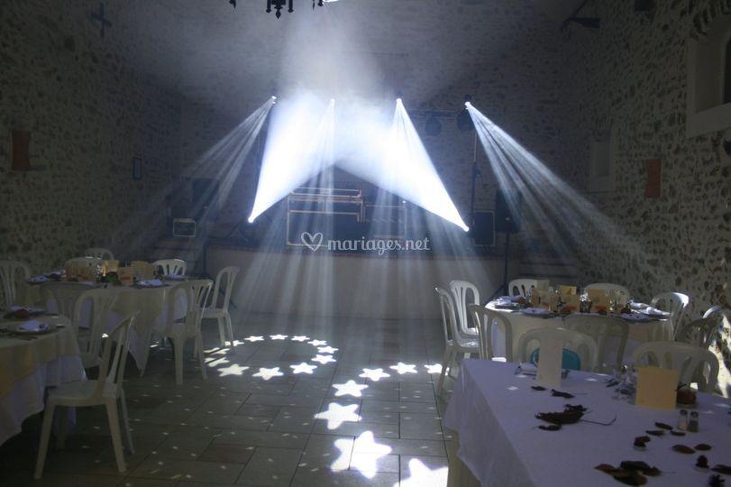 Animation lumière