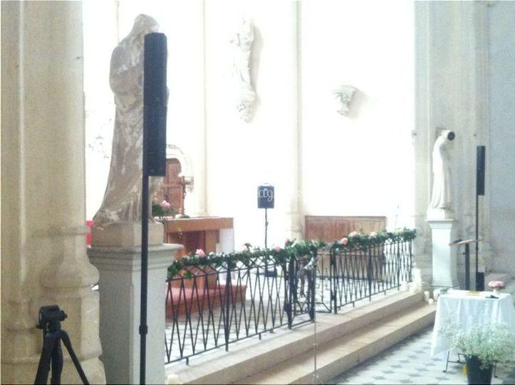 Sonorisation culte et cérémonie
