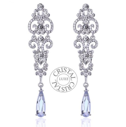 Boucles d oreilles chandelier