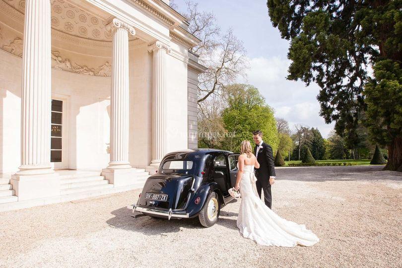 Wedding Paris photographer JLB