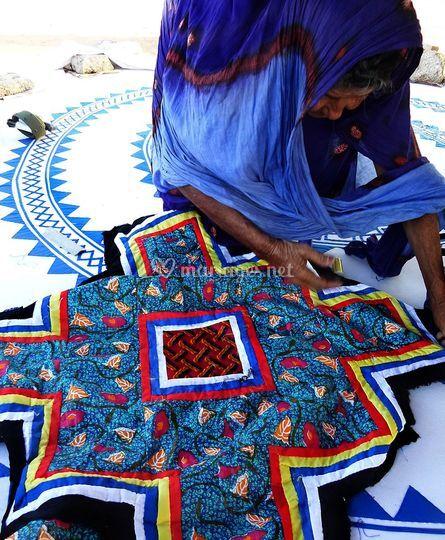 Khaima coton  couture