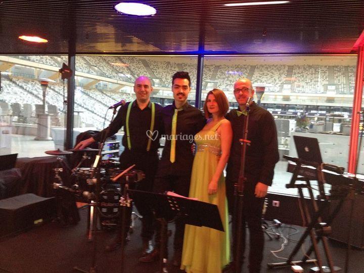 Quartet - Matmut Atlantique