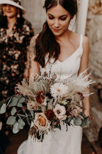 Bouquet d'Amandine
