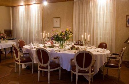 la salle manger prive sur chteau maucaillou - Chateau Maucaillou Mariage
