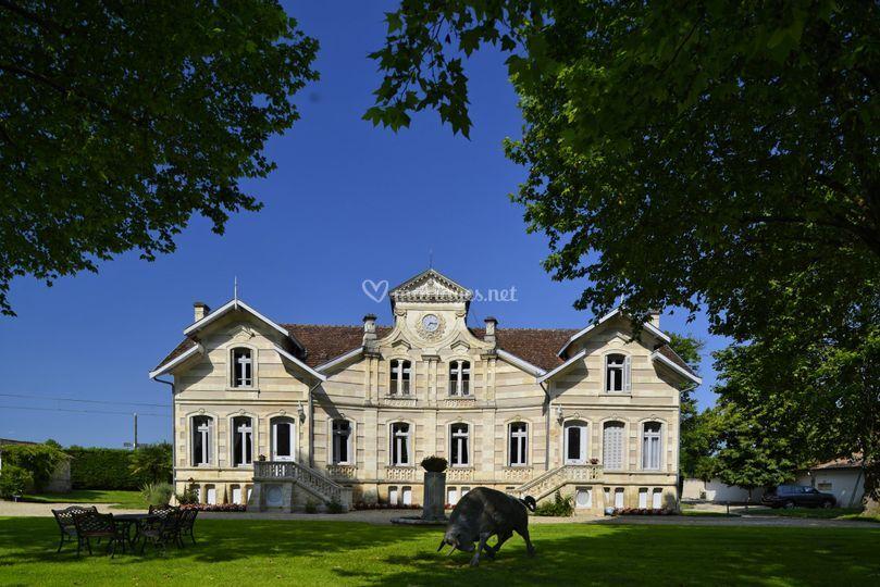 chteau maucaillou - Chateau Maucaillou Mariage