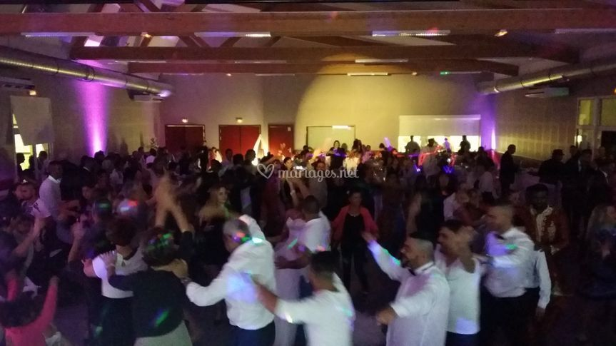 Mariage 300 personnes