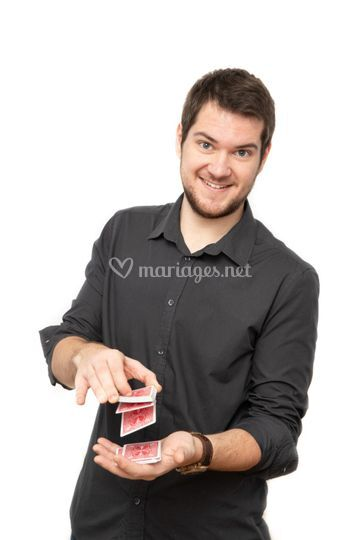 Magie des cartes...