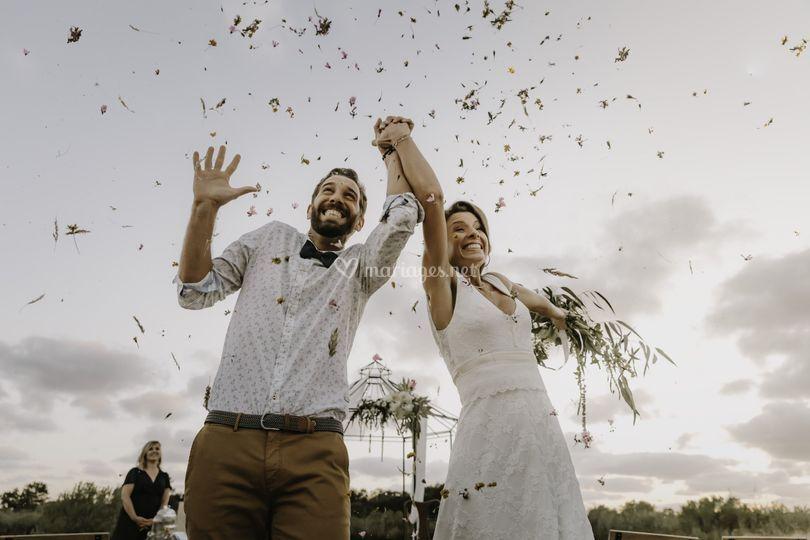 Vivent les mariés