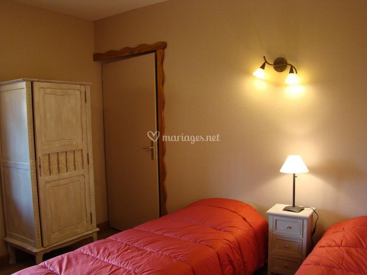 Chambres chalet