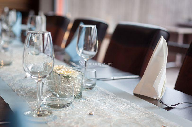 Décoration de table - A.C.